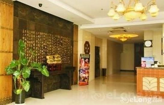 Empfang Guju Hotel Domestic only