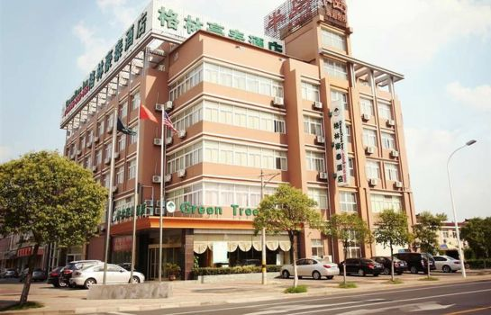Bild Green Tree Inn Taizhou MeilanEast Road Wanda Square Business Hotel Domestic only