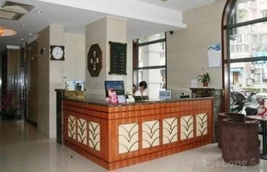 Hotelhalle Guju Hotel Domestic only