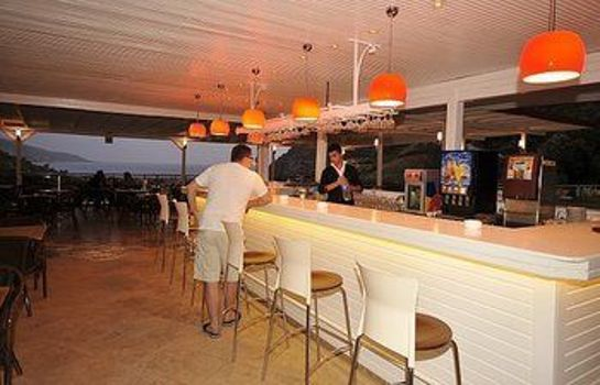 Bar del hotel Hotel Manaspark Oludeniz - All Inclusive