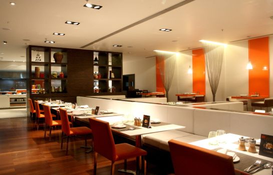 Restaurant Crowne Plaza PUNE CITY CENTRE