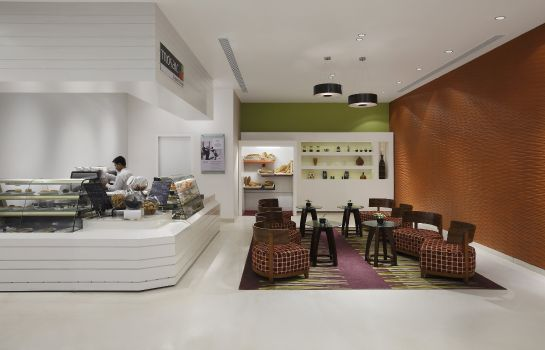 Restaurante Crowne Plaza PUNE CITY CENTRE
