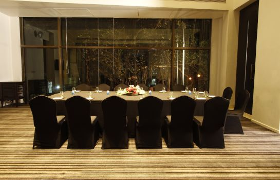 Sala de reuniones Crowne Plaza PUNE CITY CENTRE