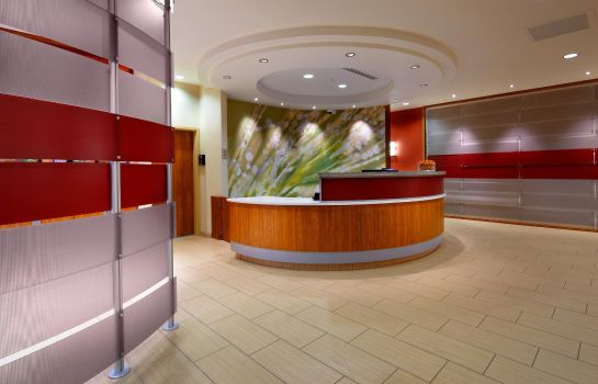 Lobby SpringHill Suites Columbus OSU