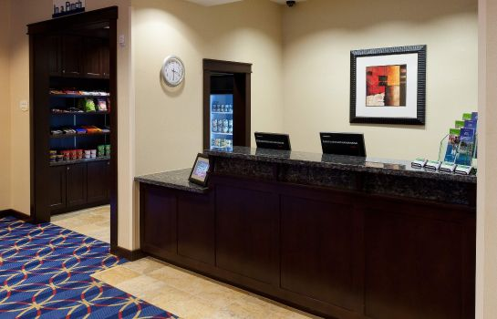 Hotelhalle TownePlace Suites Tucson Williams Centre