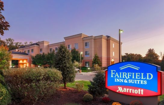Exterior view Fairfield Inn & Suites Mahwah