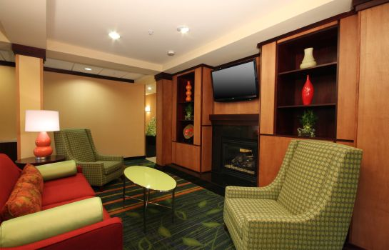 Restaurant Fairfield Inn & Suites Mahwah