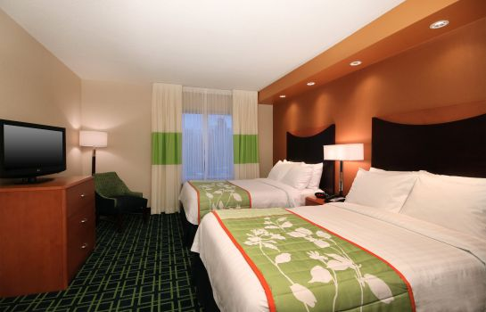 Suite Fairfield Inn & Suites Mahwah