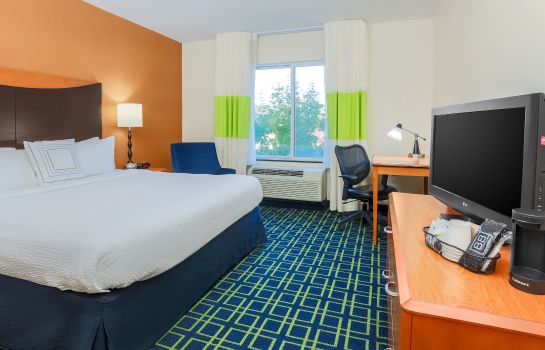 Room Fairfield Inn & Suites Mahwah