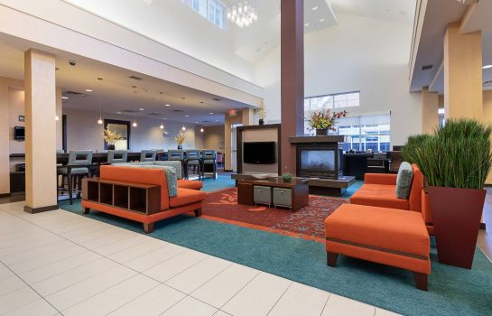 Hol hotelowy Residence Inn Dallas DFW Airport South/Irving