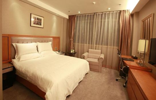 Eenpersoonskamer (standaard) Green Tree Inn Tianshan Road Domestic only