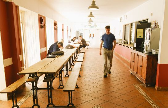 Restaurante Palmers Lodge Hillspring - Hostel