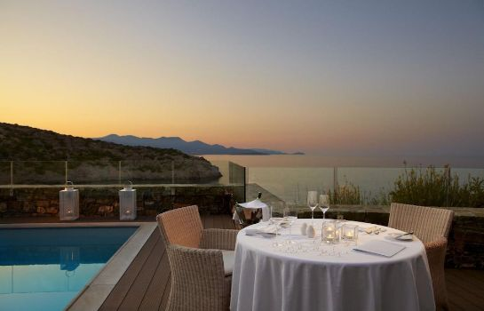 Restaurant Daios Cove Luxury Resort & Villas