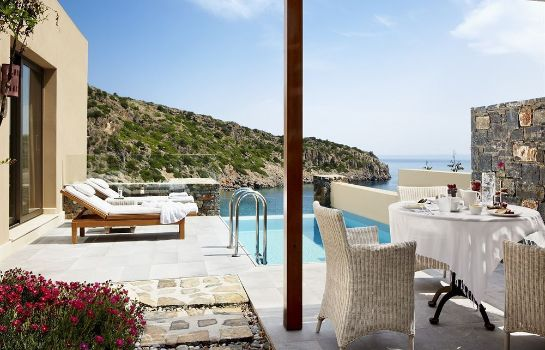 Terrasse Daios Cove Luxury Resort & Villas
