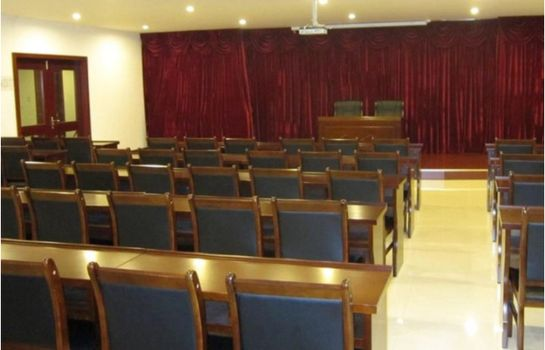 Sala de reuniones Green Tree Inn Jiangdu Longcheng Domestic only