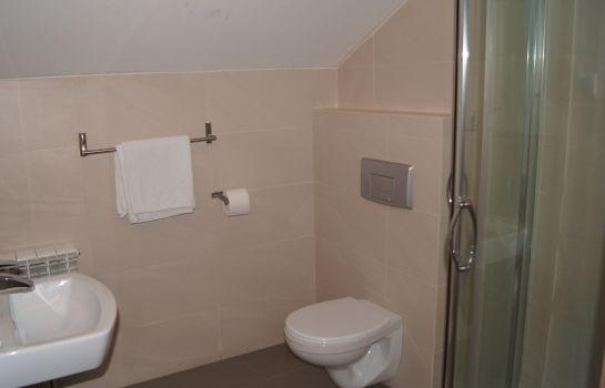 Badezimmer Retro Pensjonat