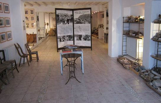 Interior view Lefkes Village