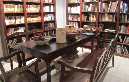 Reading room Lefkes Village