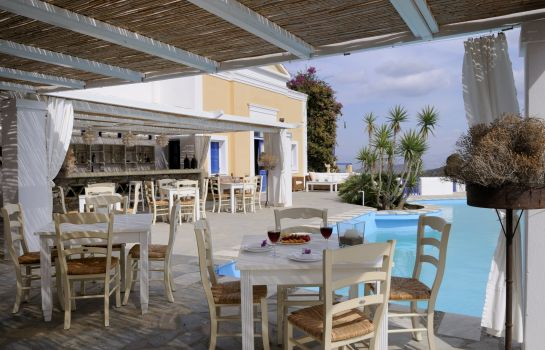 Restaurant Lefkes Village