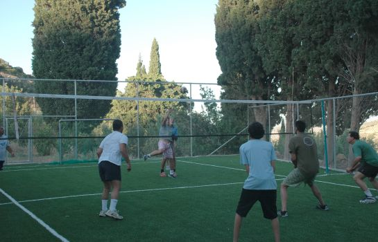 Sports facilities Lefkes Village