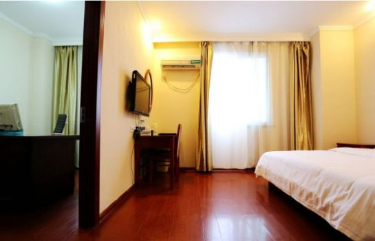 Suite Green Tree Inn Zhu Shan Road Metro Station Domestic only