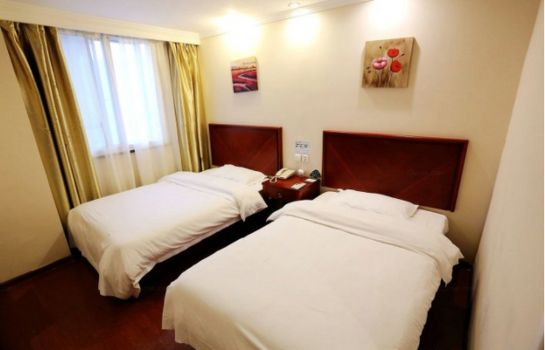 Doppelzimmer Standard Green Tree Inn Zhu Shan Road Metro Station Domestic only