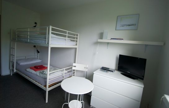 Double room (standard) Flensbed Hostel& Boardinghouse