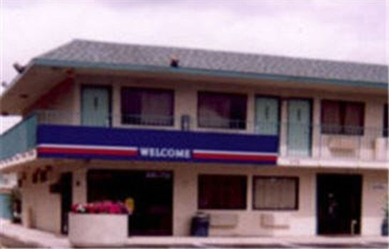 Exterior view MOTEL 6 ALBANY OR