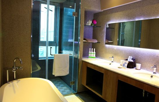 Bagno in camera Home Hotel