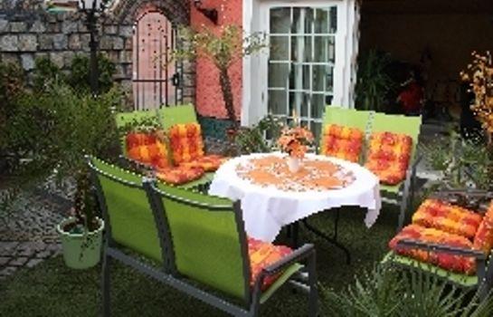 Pension Hollyday Die Grune Oase In Ahrensfelde Hotel De