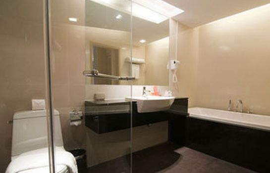 Badezimmer The ASHLEE Heights Patong Hotel & Suites