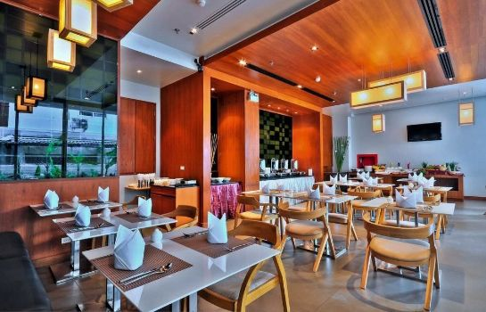 Restaurant The ASHLEE Heights Patong Hotel & Suites