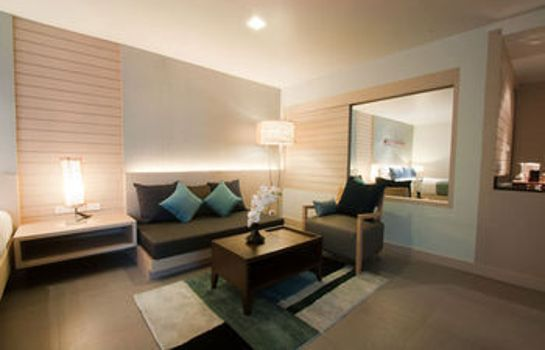 Info The ASHLEE Heights Patong Hotel & Suites