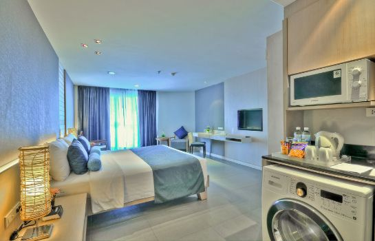 Standardzimmer The ASHLEE Heights Patong Hotel & Suites