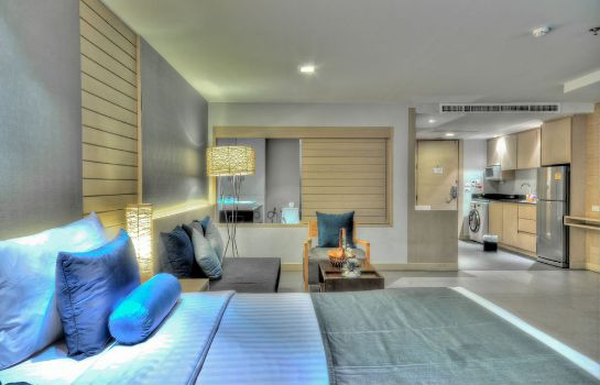 Habitación estándar The ASHLEE Heights Patong Hotel & Suites