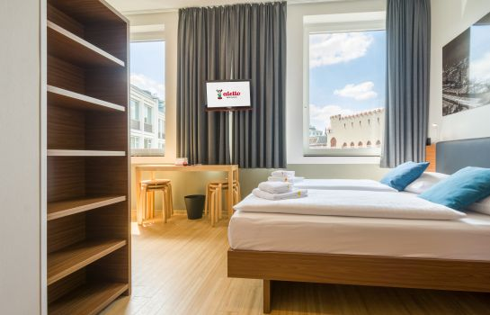 Four-bed room aletto Hotel Kudamm