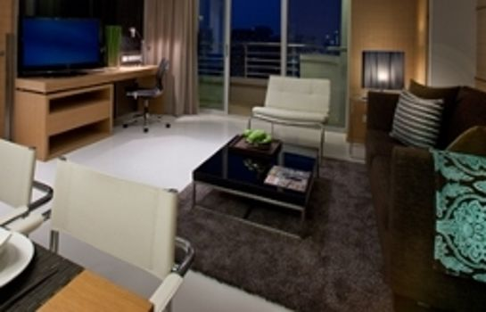 Junior-suite Anantara Bangkok Sathorn