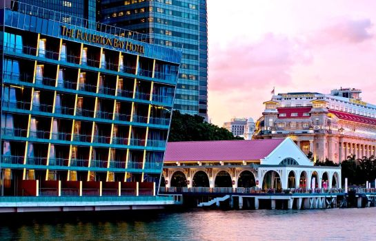 Exterior view The Fullerton Bay Hotel LEG