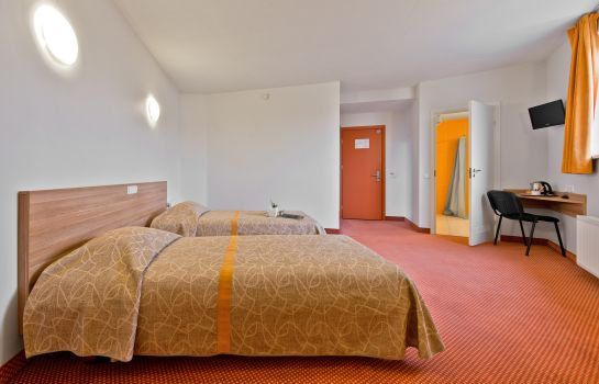 Single room (standard) Green Vilnius