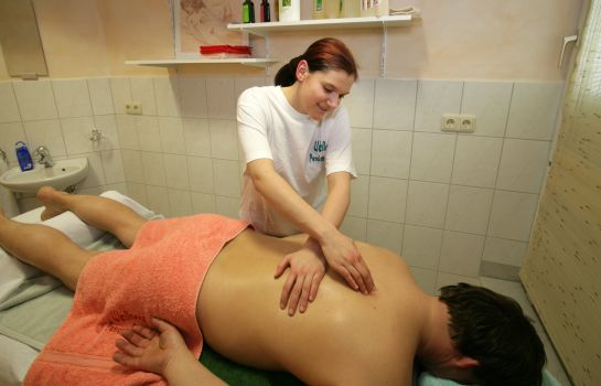 Massageraum Riedel Pension & Wellness