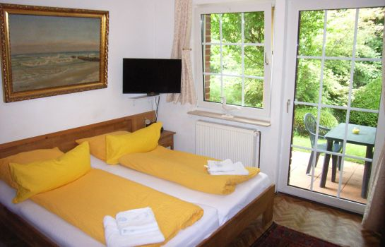 Chambre double (confort) Ostsee-Pension An der Lindenallee