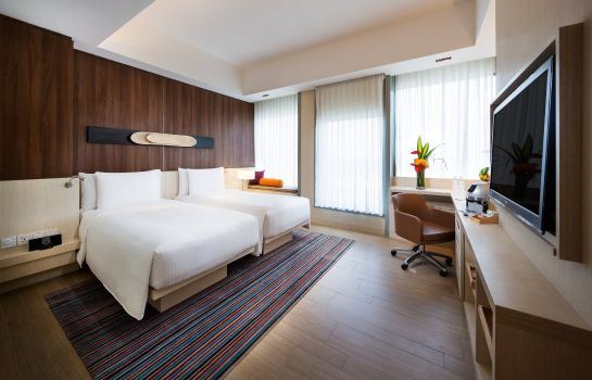 Zimmer Singapore by Far East Hospitality Oasia Hotel Novena