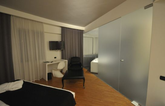 Junior suite Sarroglia