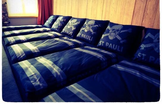 Superbude St. Pauli Hotel & Hostel - Hamburg – Great prices at HOTEL ...