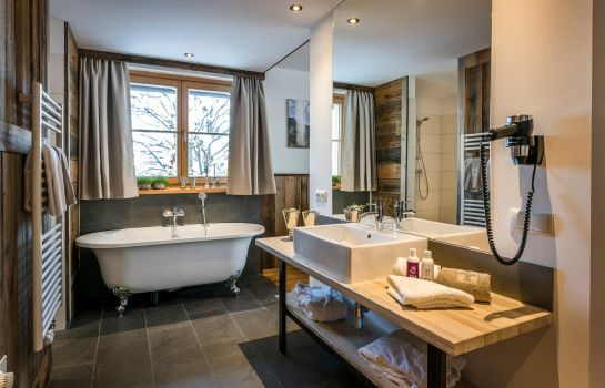 Junior-suite Almdorf Almlust