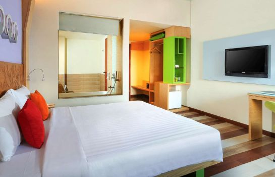 Kamers ibis Styles Yogyakarta (previously all seasons)