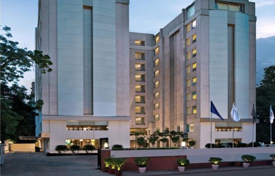 Vista exterior Ahmedabad Fortune Park - Member ITC Hotel Group