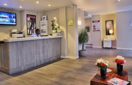 Hotelhalle ibis Styles Rouen Centre Cathedrale
