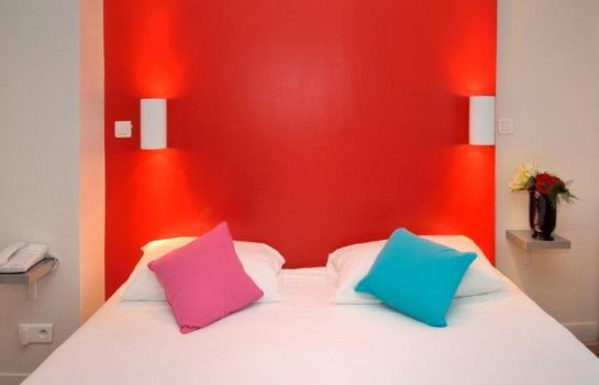 Doppelzimmer Standard ibis Styles Rouen Centre Cathedrale