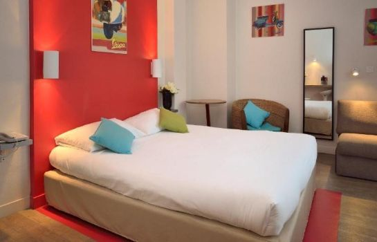 Zimmer ibis Styles Rouen Centre Cathedrale